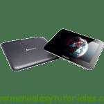 Lenovo A2109 | Guia de usuario pdf español