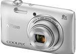 Nikon Coolpix S3600 Manual de usuario en PDF