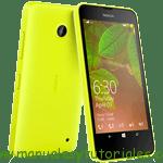 Nokia Lumia 630 | Manual de usuario PDF español