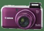 Canon PowerShot SX210 IS   Manual de usuario PDF español