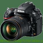 Nikon D800 Manual de usuario PDF español