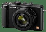 Panasonic LUMIX LX7 Manual de usuario PDF español