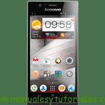 Lenovo K900 | Manual de usuario PDF español