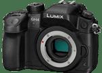 Panasonic LumixG GH4 Manual de usuario PDF español