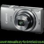 Canon IXUS 275 HS Manual de usuario PDF Español