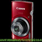Canon IXUS 165 Manual de usuario PDF Español