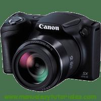 Canon PowerShot SX410 IS Manual de usuario PDF Español canon eos utility download canon eos 1200d is canon eos 50mm camara semiprofesional canon mejor camara canon