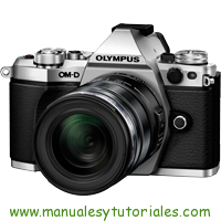 Olympus E-M5 Mark II Manual de usuario PDF Español
