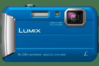 Panasonic Lumix FT30 Manual de usuario PDF Español