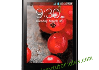 LG Optimus L3 Manual de usuario PDF español