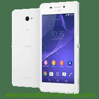 Sony Xperia M2 Aqua Manual de usuario PDF español