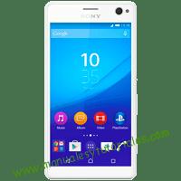 Sony Xperia C4 Manual de usuario PDF español