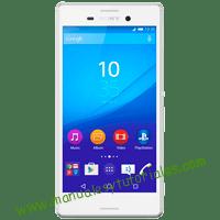 Sony Xperia M4 Aqua Manual de usuario PDF español