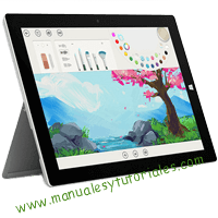 Microsoft Surface 3 Manual de usuario PDF español