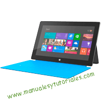 Microsoft Surface PRO, PRO 2 Manual de usuario PDF español