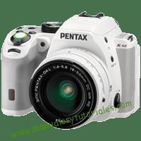 Ricoh Pentax KS2 Manual de usuario PDF español