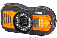 Ricoh Pentax WG-5 GPS Manual de usuario PDF español