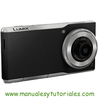 Panasonic LumixG CM1 Manual de usuario PDF español