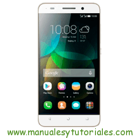 Huawei G Play Mini Manual de usuario en PDF en español