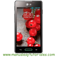 LG Optimus L5 II Manual de usuario PDF español