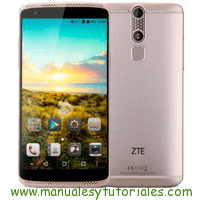 ZTE Axon mini Manual de usuario en PDF español