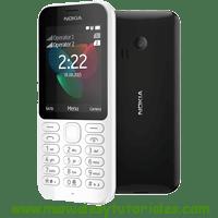 Nokia 222 Manual usuario PDF español