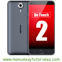 Ulefone Be Touch 2 Manual usuario PDF español