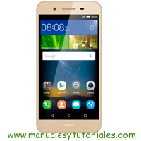 Huawei GR3 Manual de usuario PDF