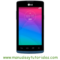LG Joy Manual de usuario PDF español