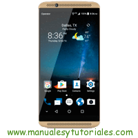 ZTE Axon 7 Manual de Usuario PDF