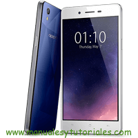 Oppo Mirror 5 Manual de Usuario PDF