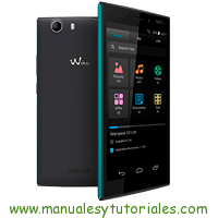 Wiko RIDGE 4G Manual de Usuario PDF