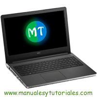 DELL Inspiron 15 5000 Manual de Usuario PDF