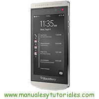 Blackberry Porsche Design P9982 Manual de Usuario PDF