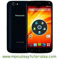 Panasonic P41 Manual de Usuario PDF