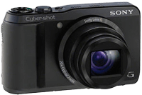 Sony Cyber-shot DSC-HX20V Manual de Usuario PDF