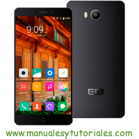 Elephone P9000 Manual de Usuario PDF