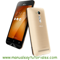 Asus ZenFone Go Manual de Usuario PDF