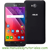 Asus ZenFone Max Manual de Usuario PDF