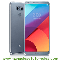 LG G6 Manual de Usuario PDF