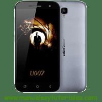 Ulefone U007 Pro Manual de Usuario PDF