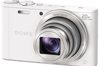 Sony DSC-WX350 Manual de Usuario PDF
