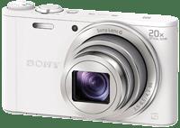 Sony DSC-WX350 Manual de Usuario PDF