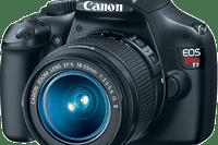 Canon EOS REBEL T3 Manual de Usuario PDF