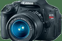 Canon EOS REBEL T3i Manual de Usuario PDF