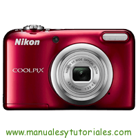 Nikon Coolpix A10 Manual de Usuario PDF