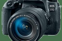 Canon EOS 77D Manual de Usuario PDF