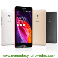 Asus Zenfone 6 Manual de Usuario PDF