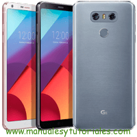 LG G6 Plus Manual de Usuario en PDF español