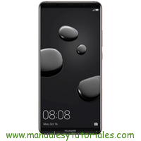 Huawei Mate 10 Pro Manual de Usuario en PDF español